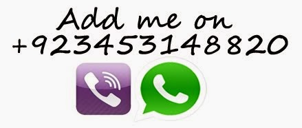 Add me Viber & Whatsapp