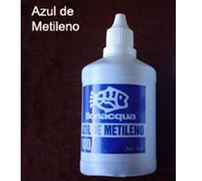 el acuariofilo azul de metileno