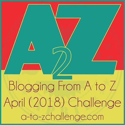 AtoZ Challenge 2018