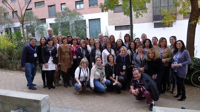 Quedada de bloggers gastronómicos en Madrid