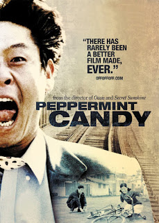 "Recenzja filmu ""Peppermint Candy"" (1999), reż. Chang-dong Lee"