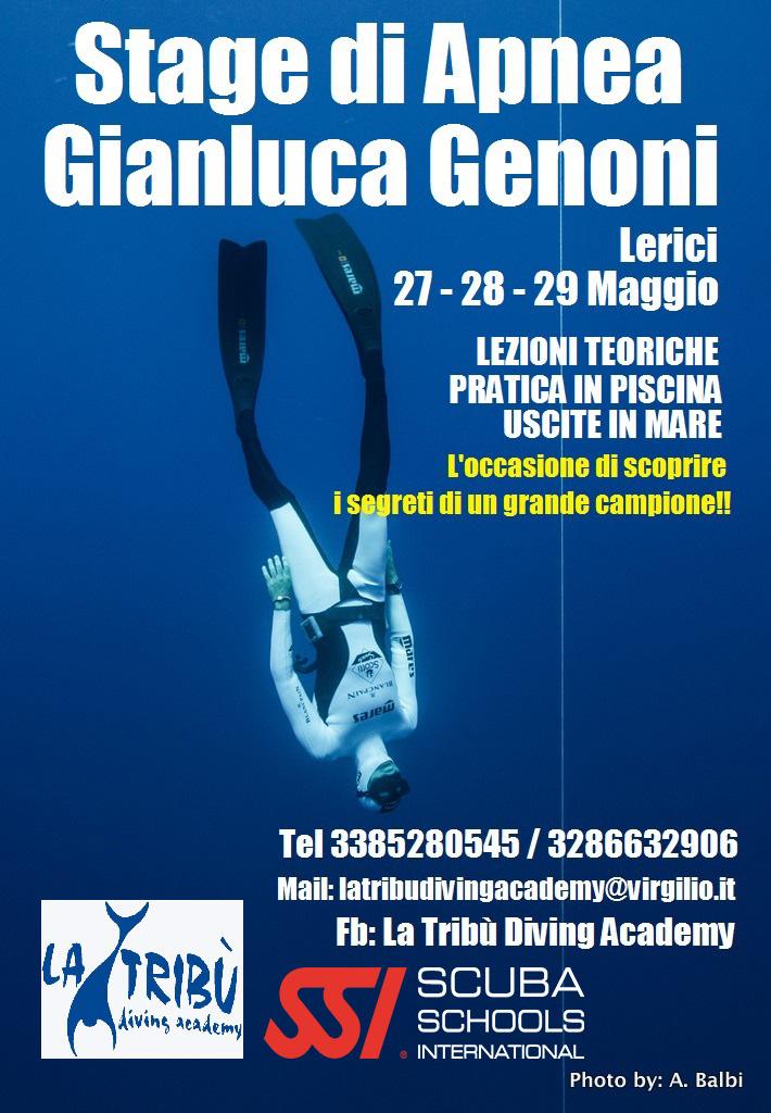 Stage con Gianluca Genoni!