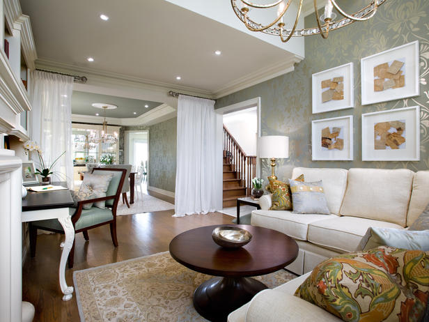 Beautiful living rooms by candice olson home design - Beautiful living rooms ...