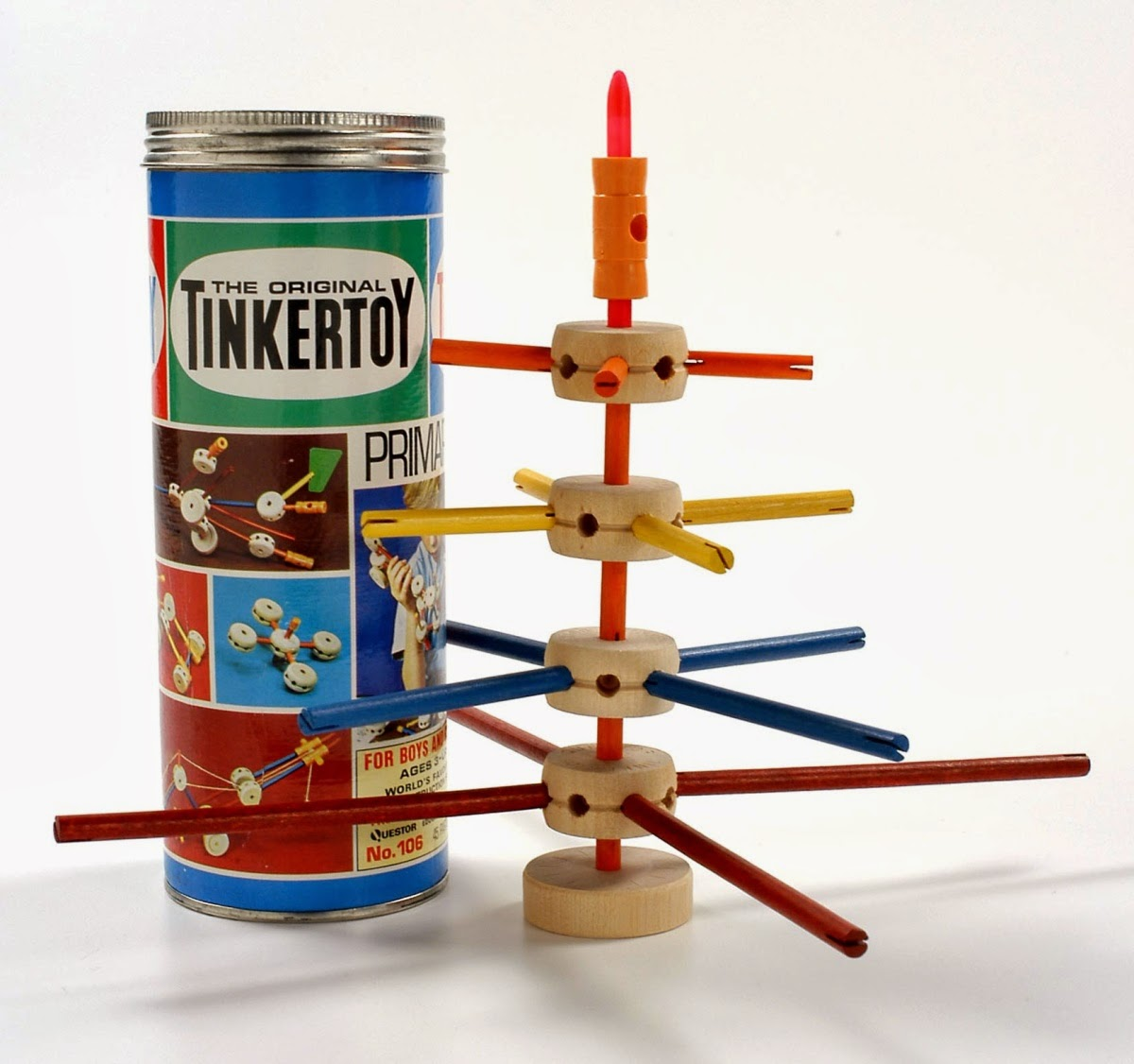 Grown Up Toys : Design megillah tinker toys for grown ups