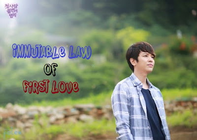 Biodata Pemain Drama Immutable Law of First Love