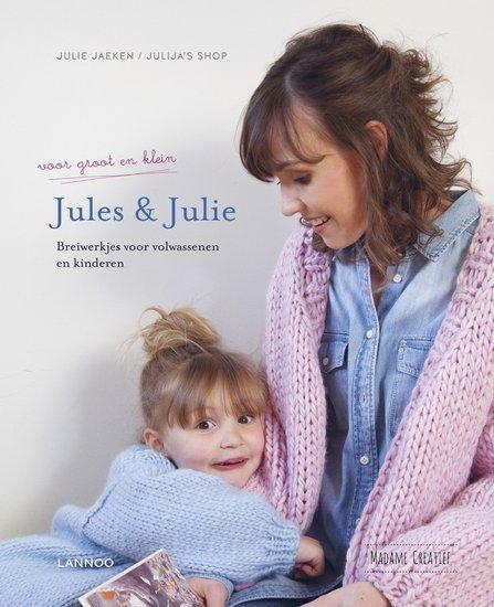 Ons breiboek deel 2! Jules en Julie voor groot en klein
