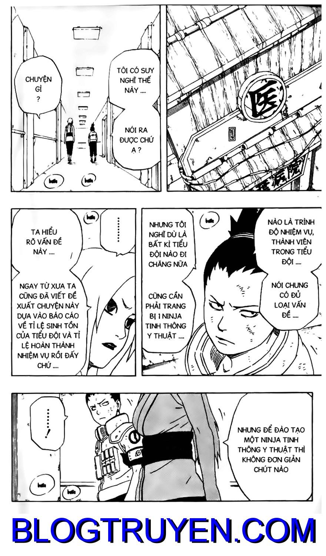Naruto chap 236 Trang 3 - Mangak.info