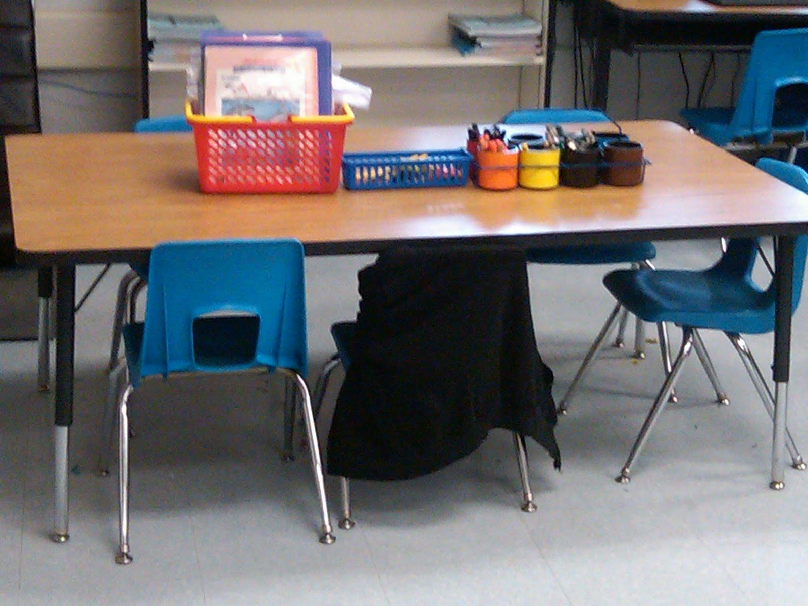 First grade dual desks vs tables for Table vs desk