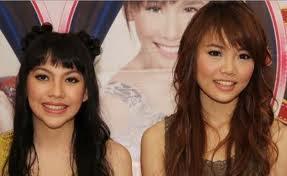 Kezia dan Stefani Cherry Belle