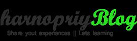 harnopriy Blog