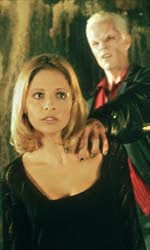 Vampire Spike and buffy
