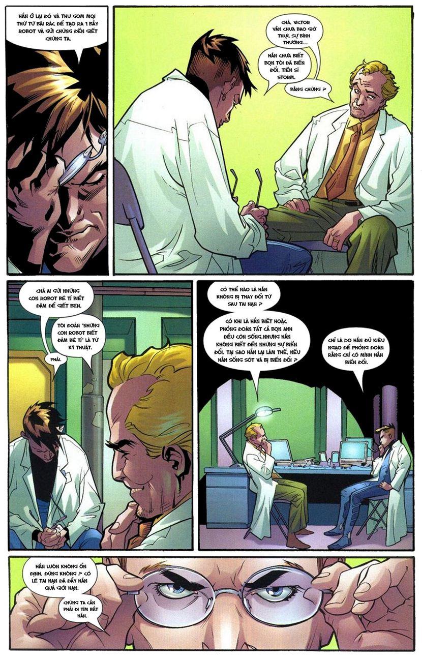 Ultimate Fantastic Four chap 10 - Trang 6