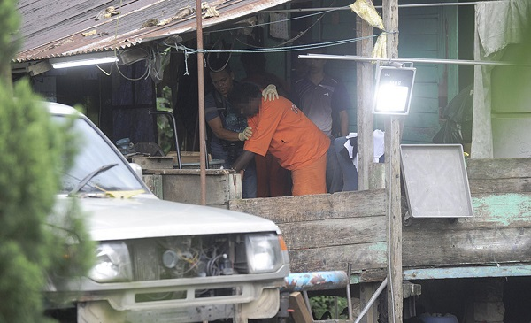 Suspek sering perdayakan pelanggan dalam urusan membaiki kenderaan