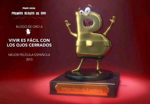 Ejemplo de premio twitter, Toto y Alfredo