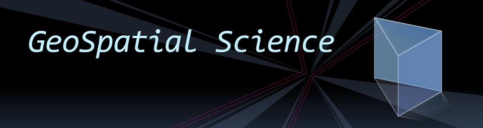 GeoSpatial Science