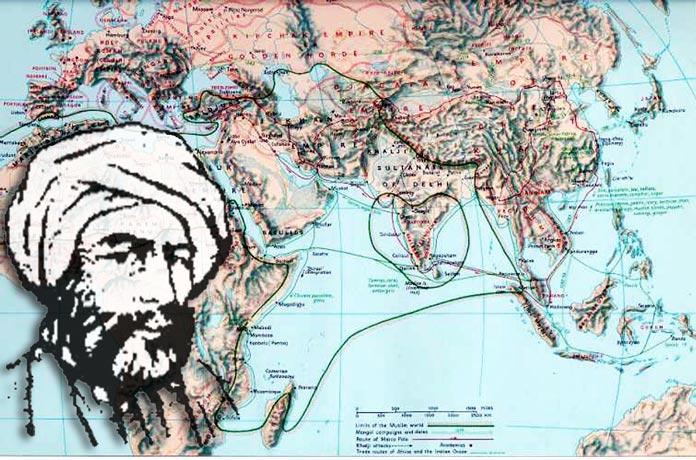 Ibnu Batuta, Sang Penjelajah Dunia