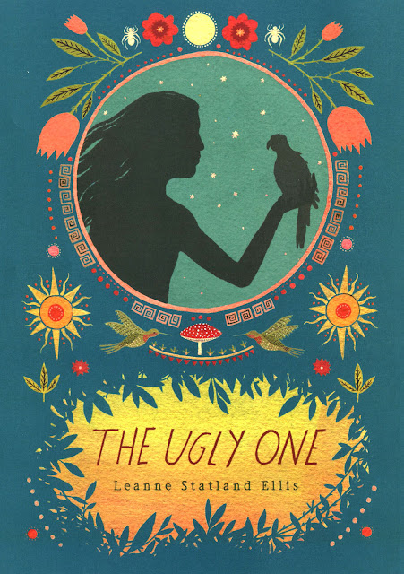 Book Cover-The Ugly One
