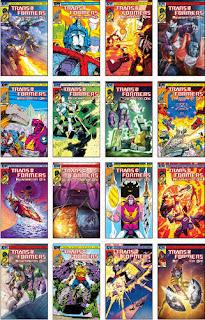 Comics Transformers Regeneration 1