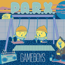 GAMEBOYS P.A.R.X