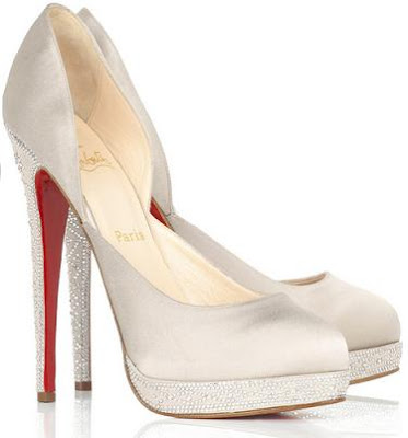 Top designer women wedding shoes 5