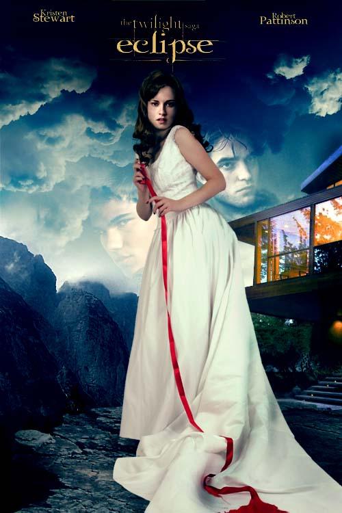 Movie Posters Canada >> Enchanting Show : Movie Entertainment: The Twilight Saga: Eclipse (2010)