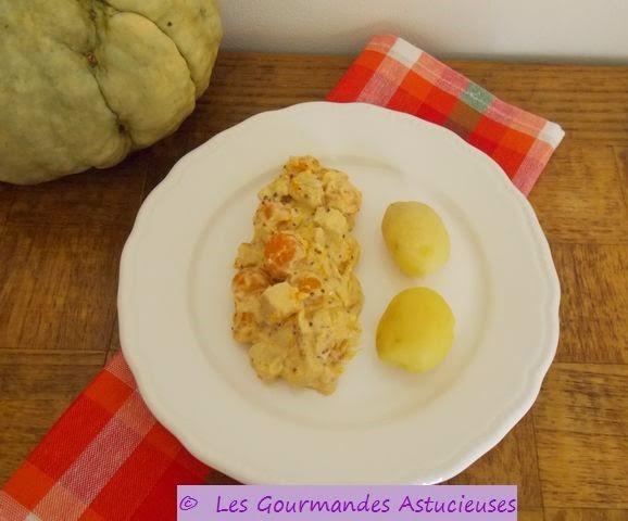 Comment cuisiner la Courge Berrettina Piacentina ?