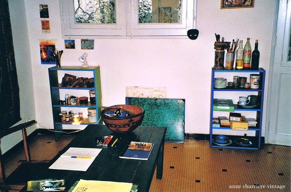 anne charriere vintage, casa bohemia, artista, dakar, senegal,