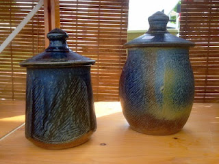 Blue Ash Glaze by Future Relics Pottery