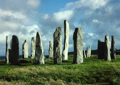 Callanish Stone Circle by F. Lennox Campello, c. 1998