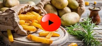KINΔΥΝΟΣ ΚΑΡΚΙΝΟΥ από τις τηγανητές πατάτες! Έχουν τις ίδιες βλαβερές συνέπειες με το τσιγάρο…