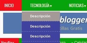 Plantillas Blogger – Línea Teatro