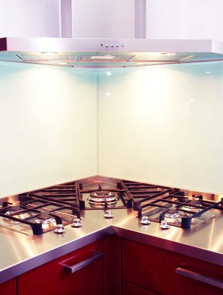 Piano cottura ad angolo prezzi trattamento marmo cucina - Cucina con piano cottura ad angolo ...