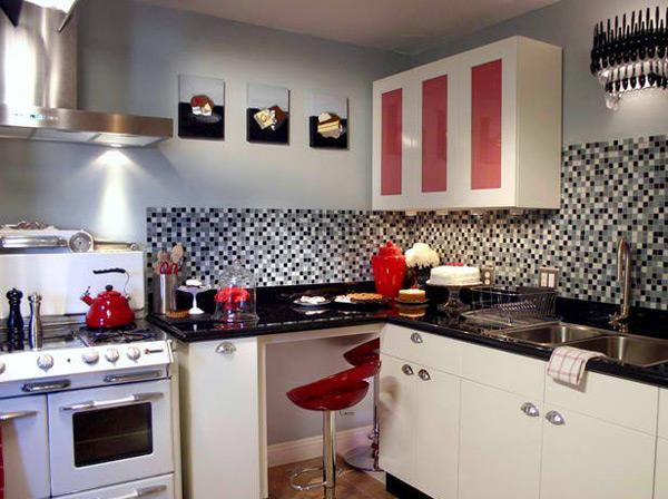 Merancang Desain Dapur Vintage Rumah Minimalis Rancangan Desain Rumah Minimalis