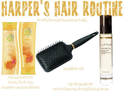 affordable hair care for the busy college student - low maintenance and manageable!