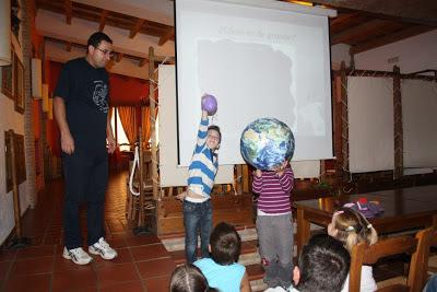 Charla astronomía en Camping La Lomilla: El Sol, nuestra estrella más cercana