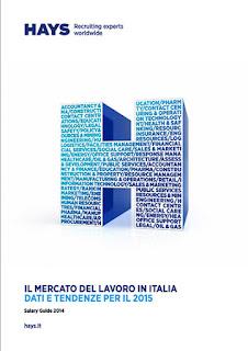 il mercato del lavoro in italia 2015