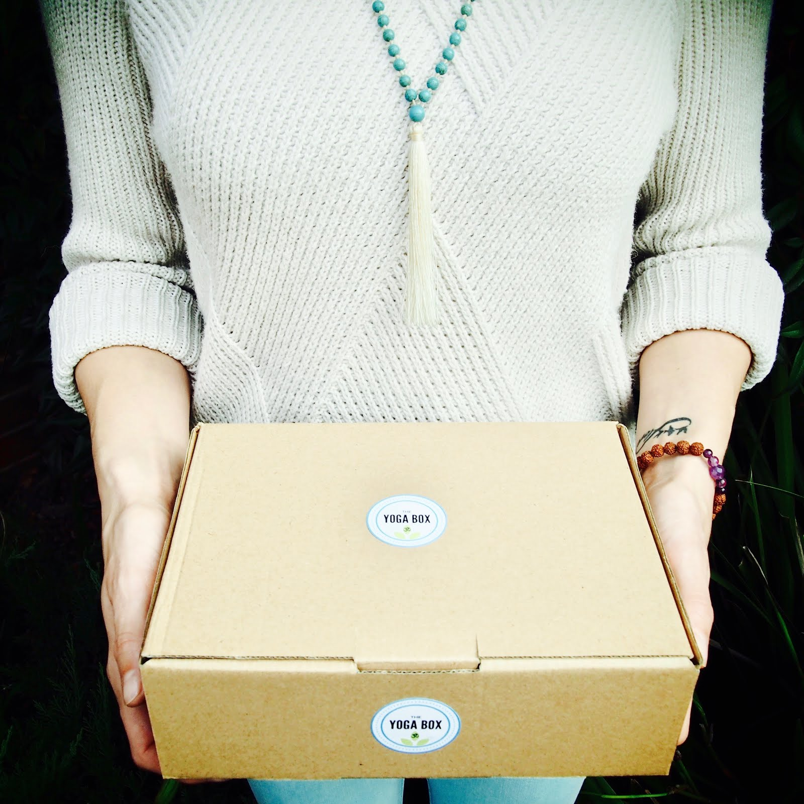 THE YOGA BOX - Australia's First Monthly Subscription Box Inspired by Yoga Lifestyle by BARBORAYOGA