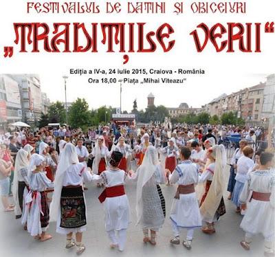 Festival de datini si obiceiuri, editia a IV-a
