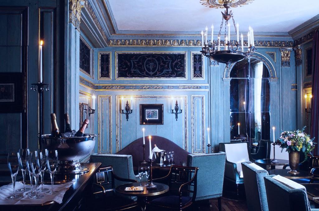 Bar a Champagne - Le Dokhan´s Hotel Paris