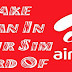 How to take 10/30 Rupee Loan in Airtel sim card?