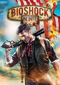Bioshock Infinite PC Game Cover