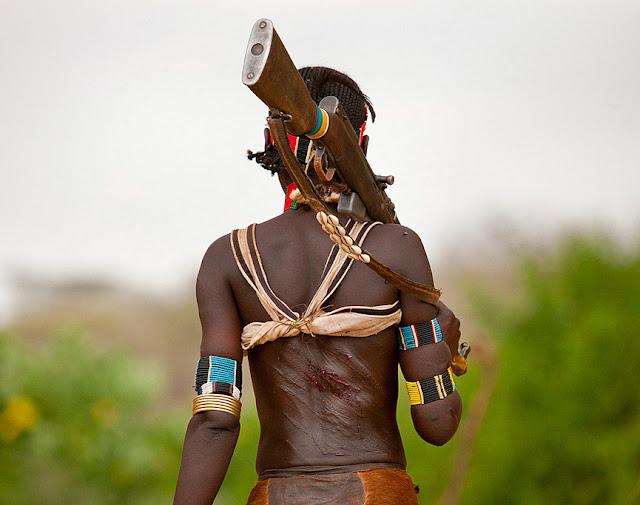 ... un recorrido por las tribus y pueblos que mas nos han impactado