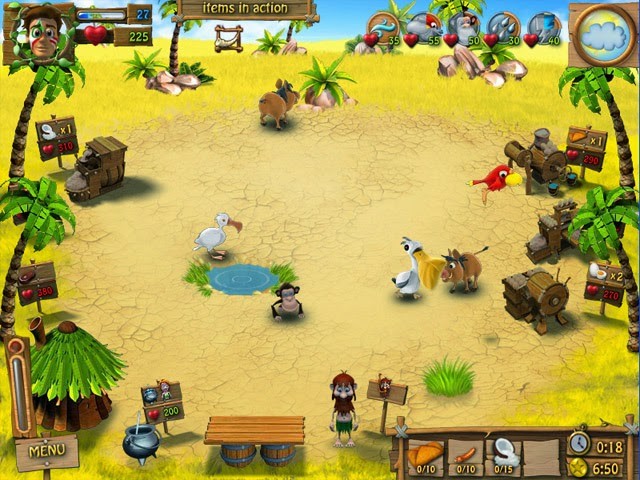 Youda Survivor PC Games Full Version
