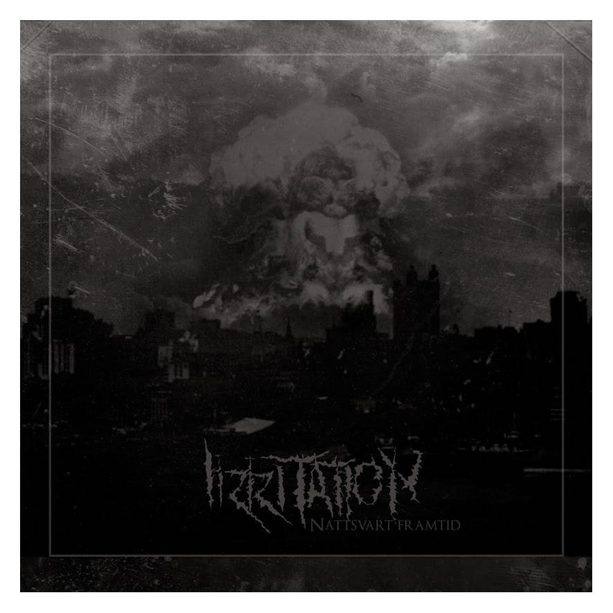 IRRITATION - Nattsvart Framtid  LP