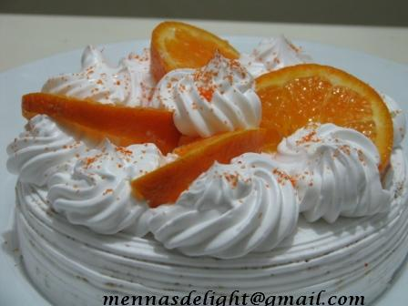 creamy orange cake yummy orange cake with orange peel we re closing to ...