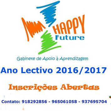 HAPPY FUTURE - O TEU SALÃO DE ESTUDO