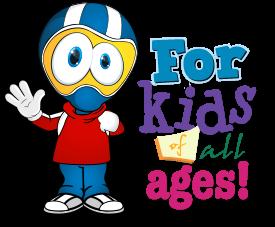 Vá até o NASA Kids Club e conheça os joguinhos.