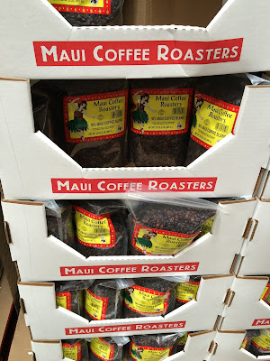 Make yourself a cup of Maui Coffee Roasters 10% Maui Blend Coffee