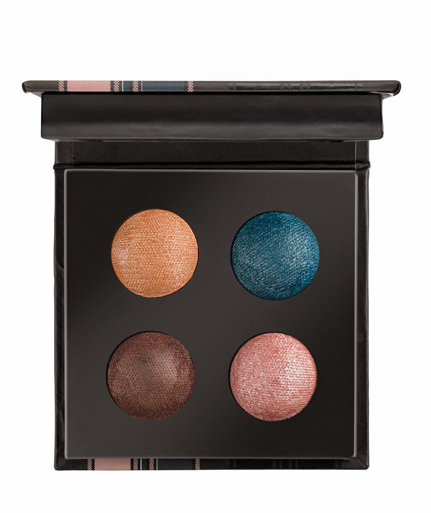 Catrice Check & Tweed Quattro Baked Eyeshadow Town Of Crown