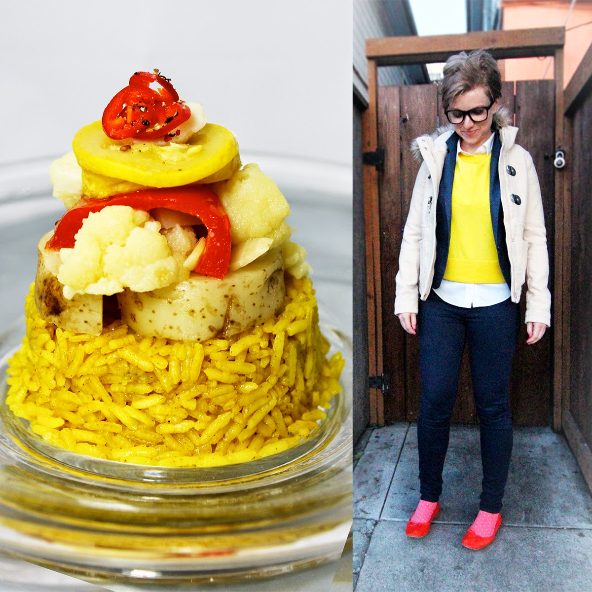 Technically sweet kacey tess creates her own brain food inspired by fluffy winter hood and bright colors match her colorful healthy dinner recipe of cauliflower curry find details and recipe by clicking here forumfinder